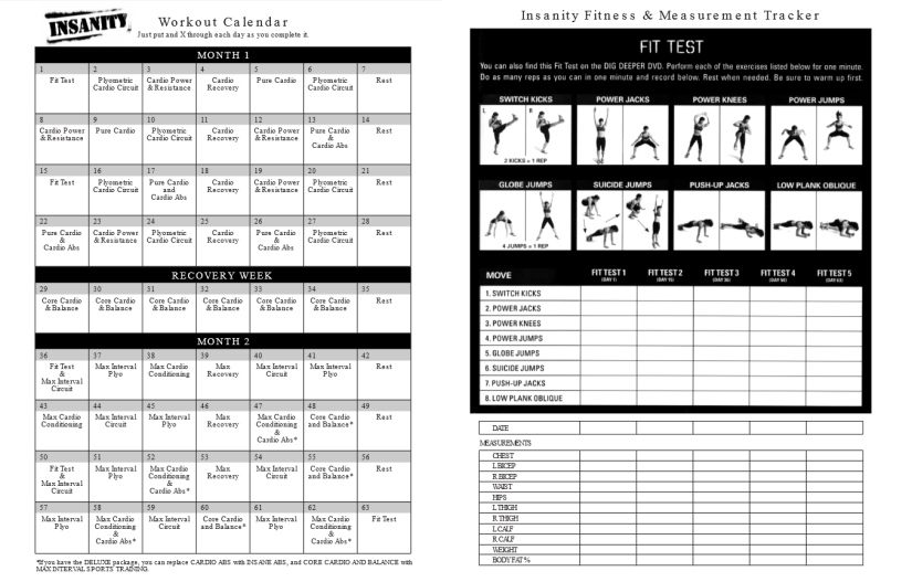 insanity-workout-schedule-and-fit-test